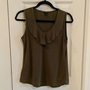 NWOT Ann Taylor sleeveless top